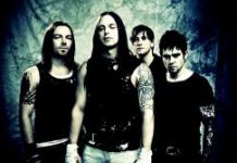 Bullet for my valentine chords tabs and backing track foto